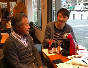 KBSラジオ1月31日社長とアナウンサー